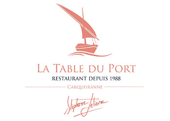 restaurant carqueiranne la table du port